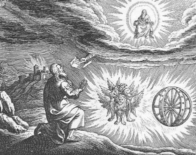 merkabah-Ezekiel