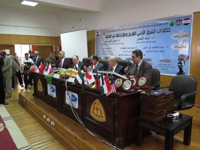 Stol prezydialny-Prof.Omar